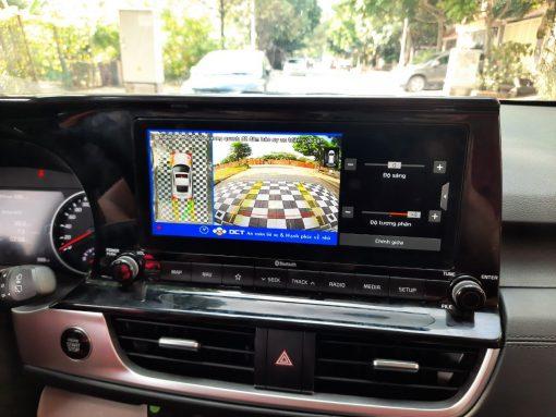 Bản T3 camera 360 độ DCT ô tô